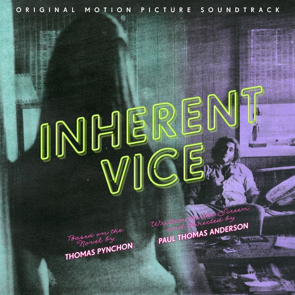 Jonny Greenwood Jonny Greenwood - Inherent Vice (2 LP) inherent vice
