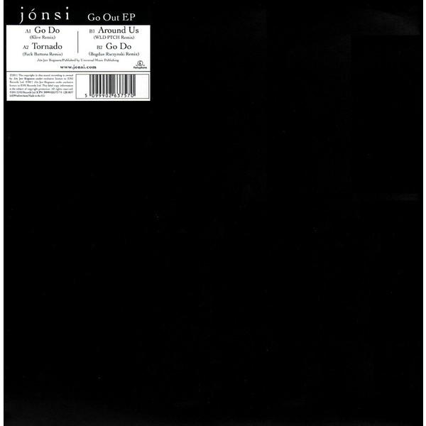 JONSI JONSI - GO OUT (EP)