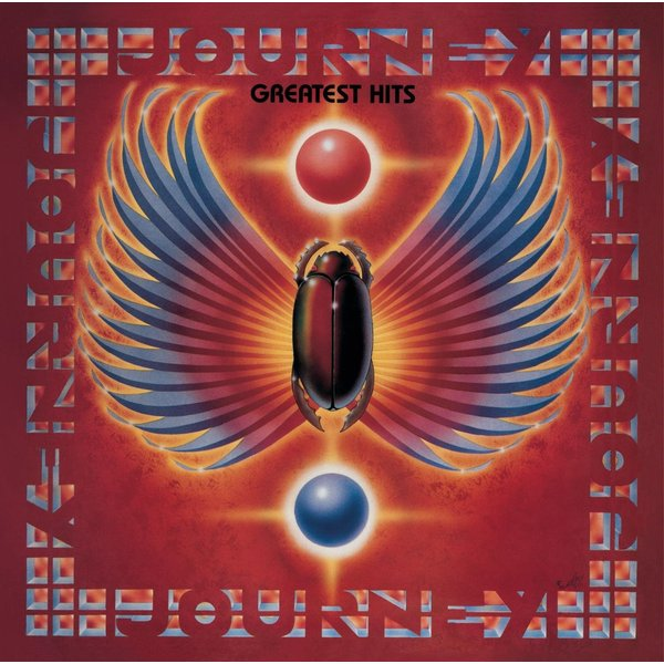 Journey Journey - Greatest Hits (2 LP) queen greatest hits ii 2 lp