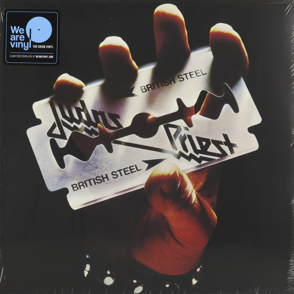 Judas Priest Judas Priest - British Steel cd judas priest redeemer of souls