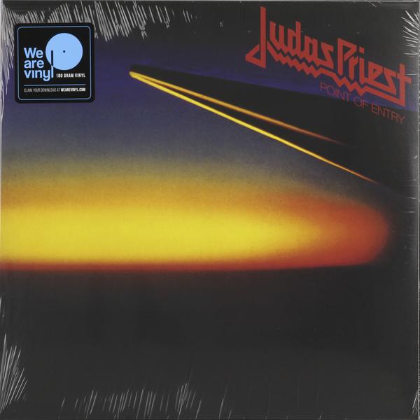 Judas Priest Judas Priest - Point Of Entry cd judas priest redeemer of souls