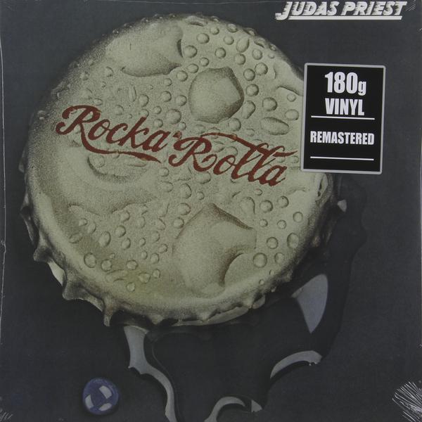 Judas Priest Judas Priest - Rocka Rolla cd judas priest redeemer of souls