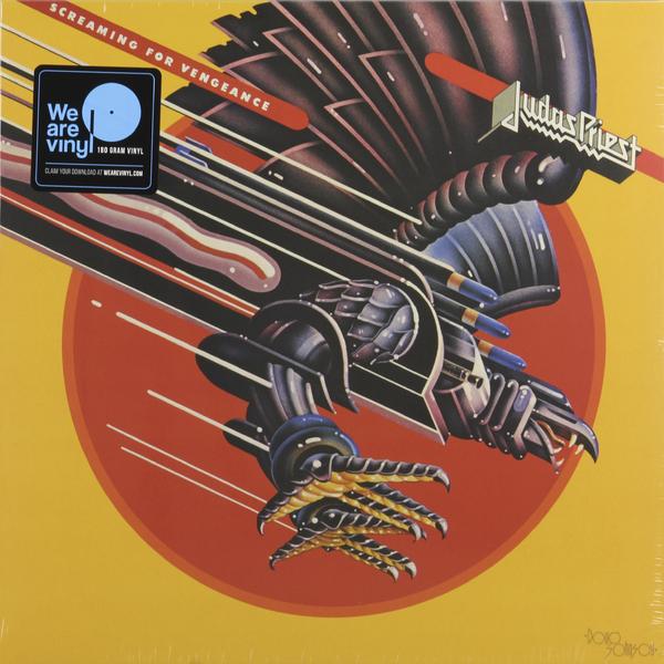 Judas Priest Judas Priest - Screaming For Vengeance cd judas priest redeemer of souls