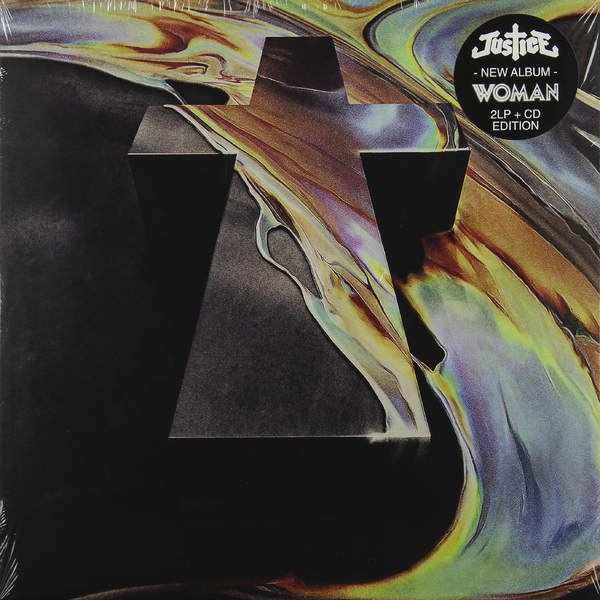 Justice Justice - Woman (2 Lp + Cd) partners lp cd