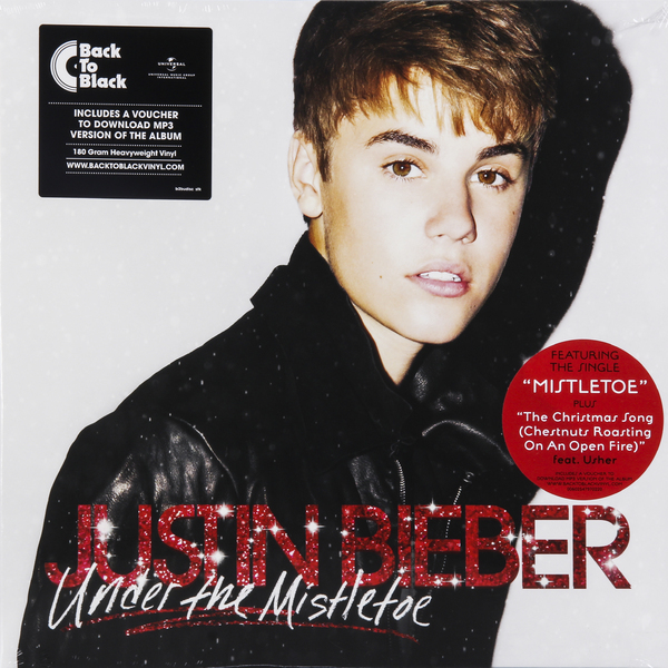 Justin Bieber Justin Bieber - Under The Mistletoe (180 Gr) женские часы elle time 20268b01x