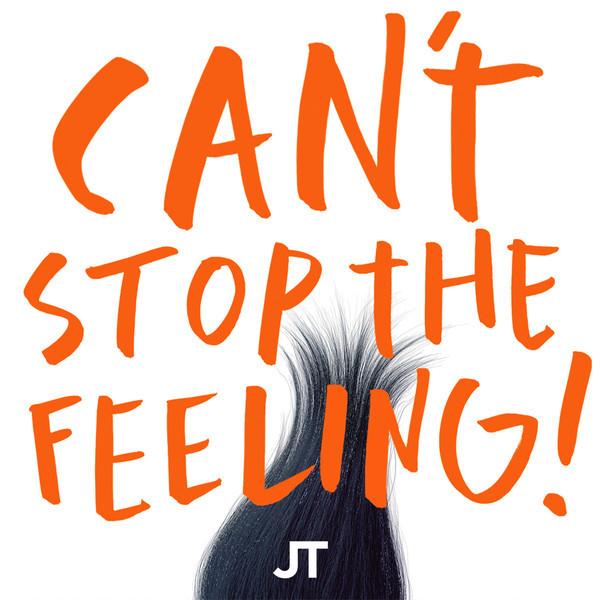 JUSTIN TIMBERLAKE JUSTIN TIMBERLAKE - CAN'T STOP THE FEELING!