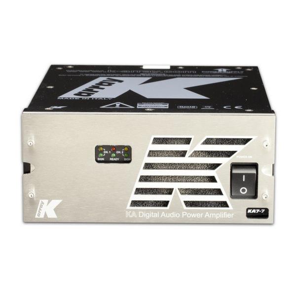 Профессиональный усилитель мощности K-array