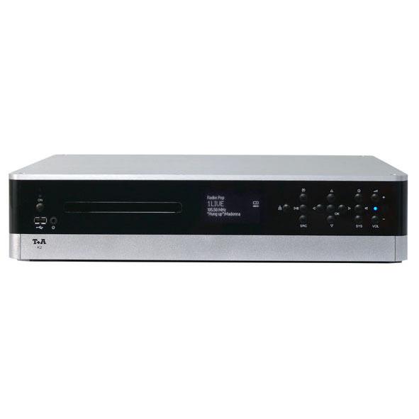 DVD ресивер T+A