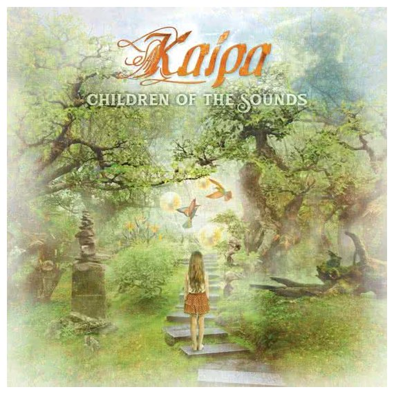 KAIPA KAIPA - Children Of The Sounds (2 Lp+cd) позиционеры для сна candide подушка угловая memory 15° 60x120 см