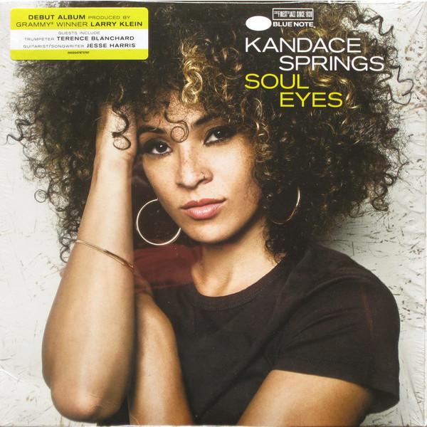 Kandace Springs Kandace Springs - Soul Eyes