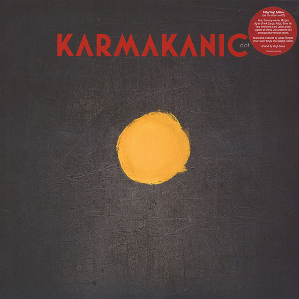 Karmakanic Karmakanic - Dot (lp+cd) aborted aborted retrogore lp cd