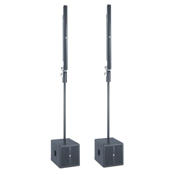 Комплект профессиональной акустики K-array KR102 Black