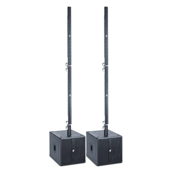 Комплект профессиональной акустики K-array KR202 Black