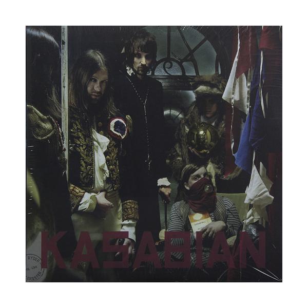 KASABIAN KASABIAN - WEST RYDER PAUPER LUNATIC ASYLUM (2 x 10 )Виниловая пластинка<br><br>