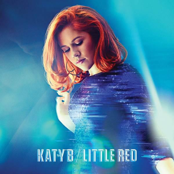 KATY B KATY B - LITTLE RED (2 LP) red b