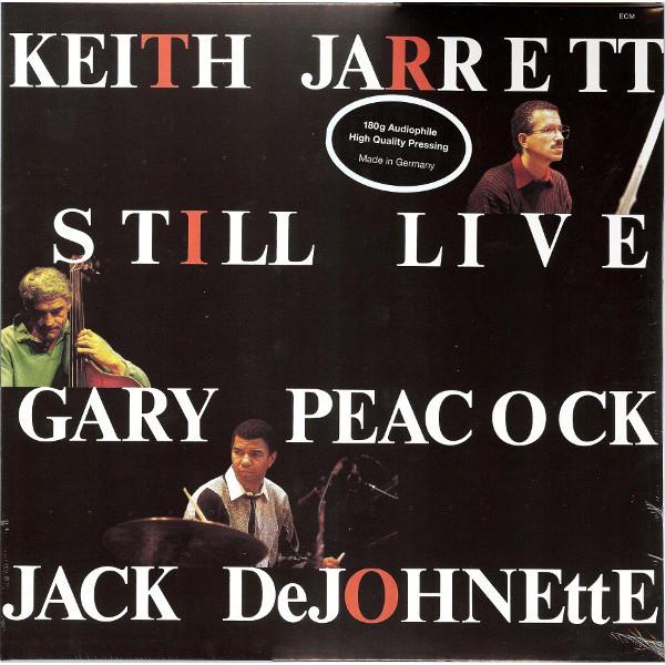 Keith Jarrett Keith Jarrett - Still Live (2 LP) купальник keith fly kj 1721