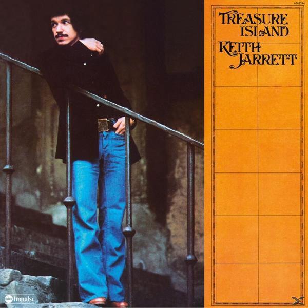 Keith Jarrett Keith Jarrett - Treasure Island купальник keith fly kj 1721