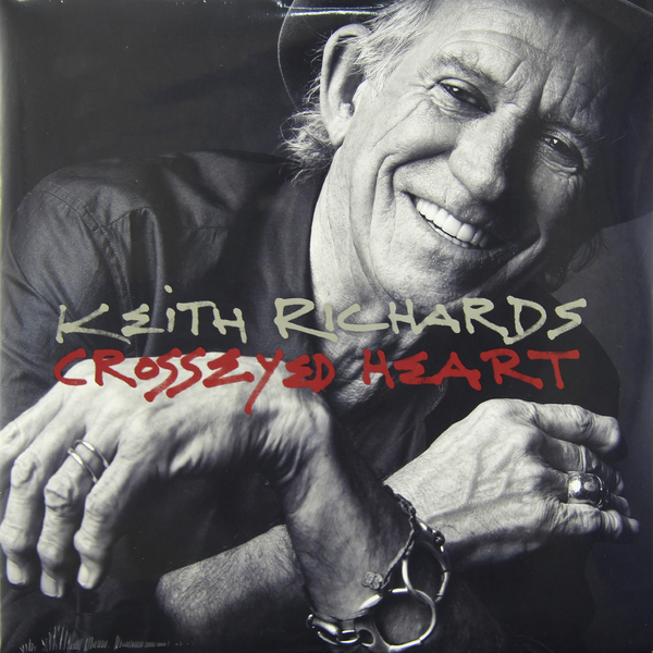 KEITH RICHARDS KEITH RICHARDS - CROSSEYED HEART (2 LP) jack c richards