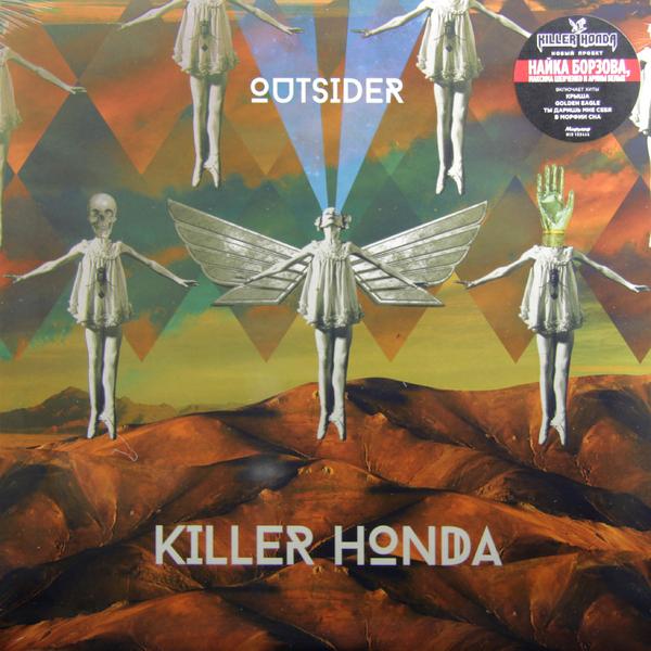 KILLER HONDA KILLER HONDA - OUTSIDER