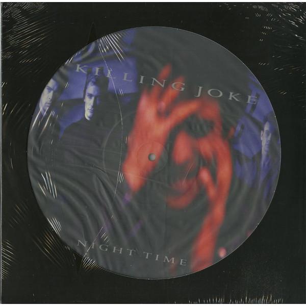 Killing Joke Killing Joke - Nightime (picture) killing floor ключ по низкой цене