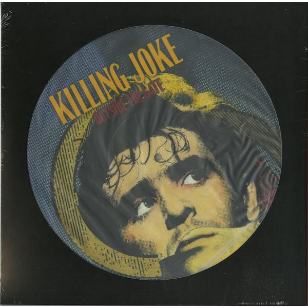 Killing Joke Killing Joke - Outside The Gate (picture) killing floor ключ по низкой цене