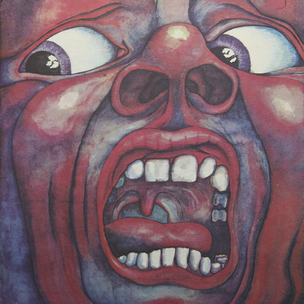 KING CRIMSON KING CRIMSON - IN THE COURT OF THE CRIMSOM KING (JAPAN ORIGINAL. 1ST PRESS) (винтаж) чемодан the king ed19915417 2014