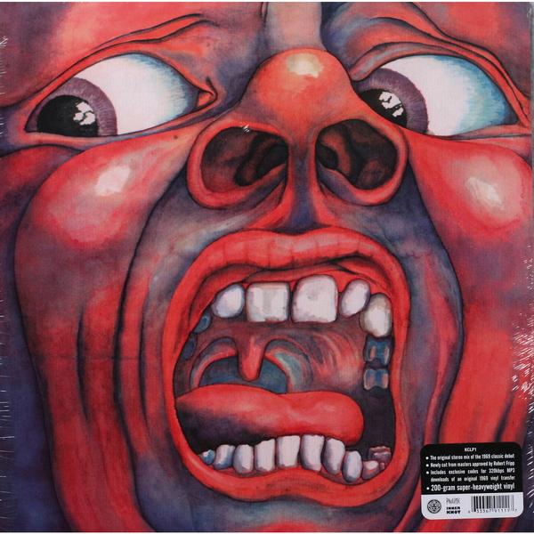 King Crimson King Crimson - In The Court Of The Crimsom King (200 Gr) ходунки для инвалидов б у в пятигорске
