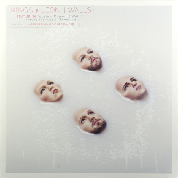KINGS OF LEON KINGS OF LEON - WALLS kings of leon early years 180 gram box set