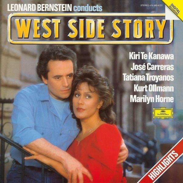 САУНДТРЕК BERNSTEIN - WEST SIDE STORY - HIGHLIGHTSВиниловая пластинка<br><br>