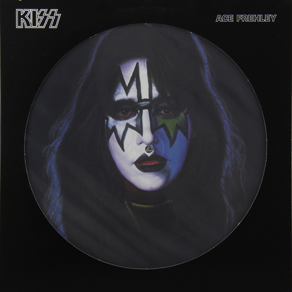 KISS KISS - ACE FREHLEY (180 GR)
