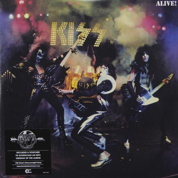 KISS KISS - Alive ! (2 LP)
