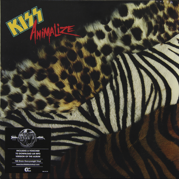 KISS KISS - Animalize (180 Gr) kiss kiss destroyer 180 gr