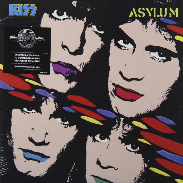 KISS KISS - Asylum (180 Gr) kiss kiss crazy nights 180 gr