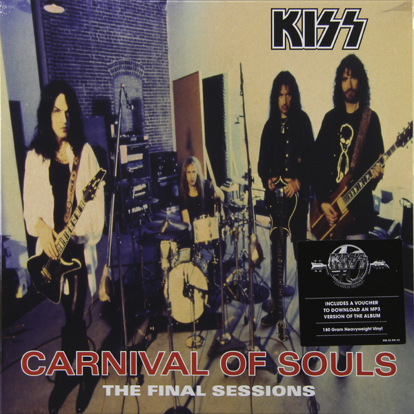 KISS KISS - Carnival Of Souls: The Final Sessions (180 Gr) купить