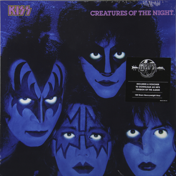 KISS KISS - CREATURE OF THE NIGHT (180 GR)
