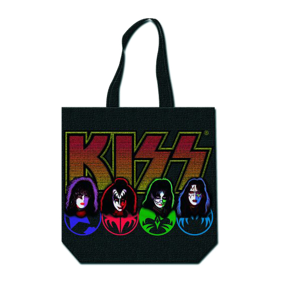 Сумка Kiss - Logo