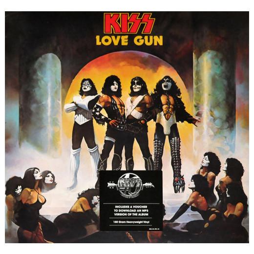 KISS KISS - Love Gun