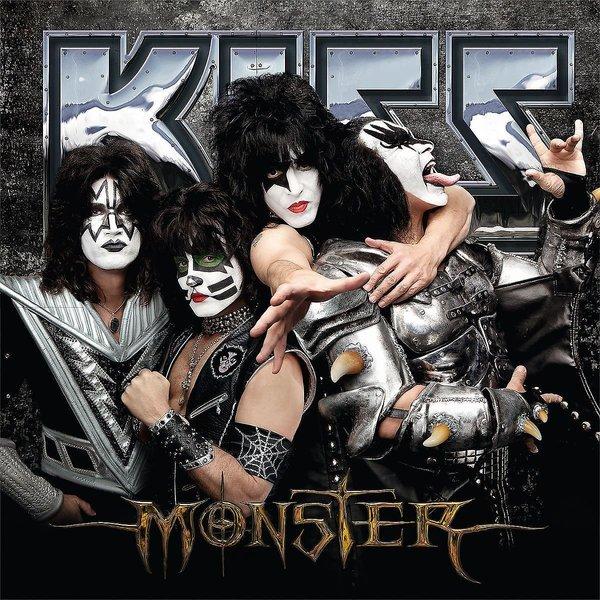 KISS KISS - Monster kiss kiss monster lp