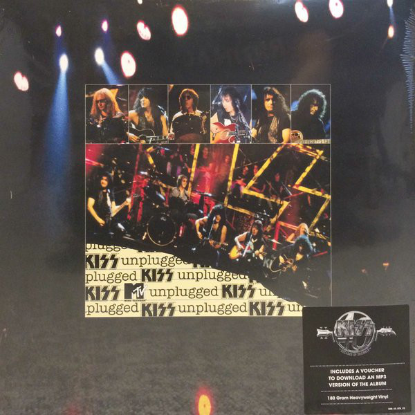 KISS KISS - Mtv Unplugged (2 LP) placebo placebo mtv unplugged 2 lp