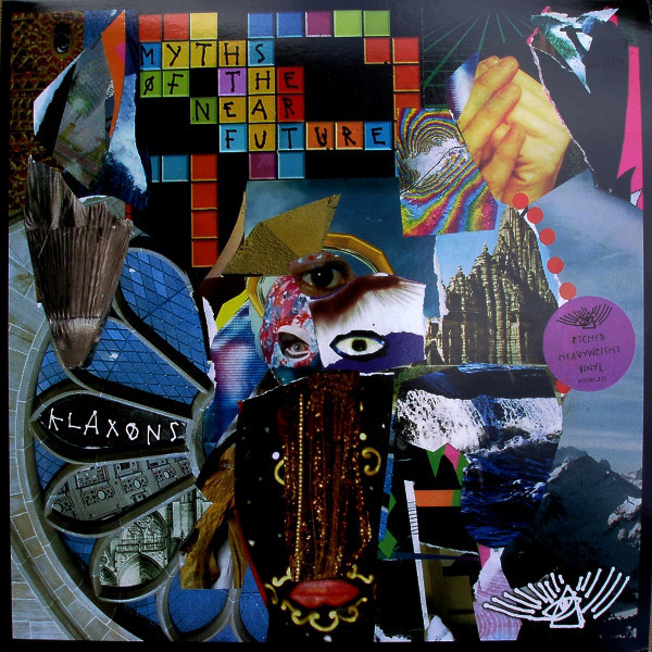 Klaxons Klaxons - Myths Of The Near Future (2 LP) the future sound of london the future sound of london teachings from the electronic brain