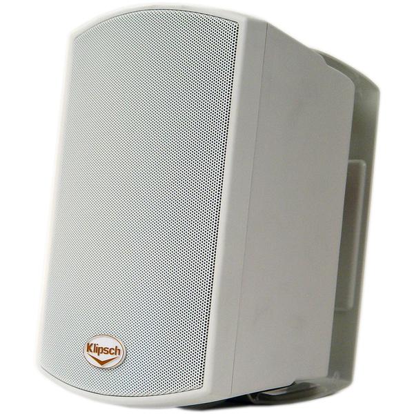 Всепогодная акустика Klipsch AW-400 White акустика