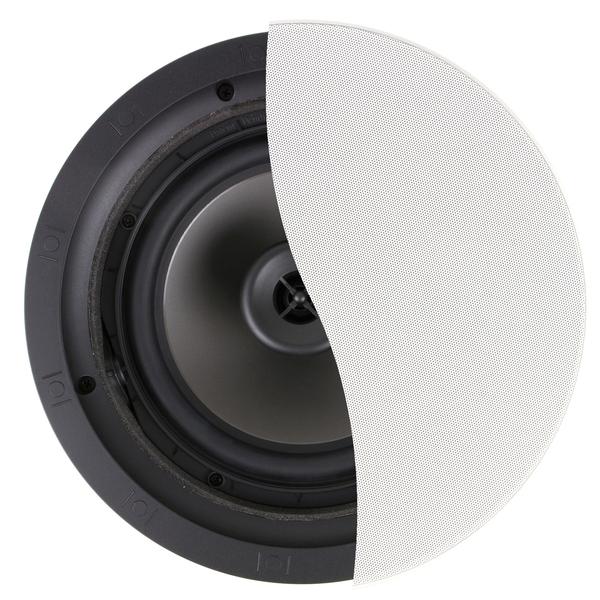 Встраиваемая акустика Klipsch CDT-2800-C II White встраиваемая акустика sonance c6r sst