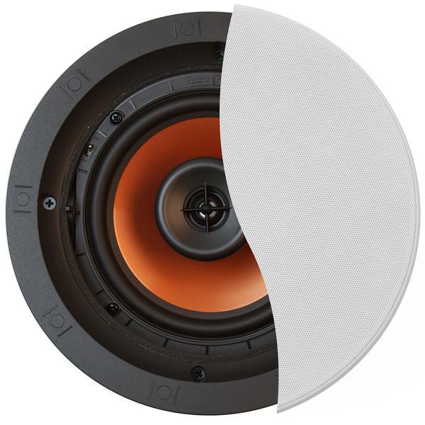 встраиваемая акустика sonance vp88r Встраиваемая акустика Klipsch CDT-3650-C II White