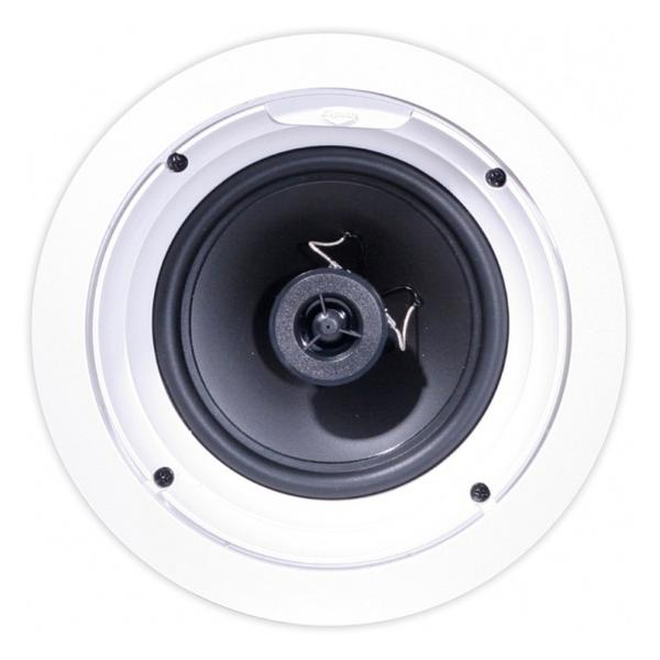 Встраиваемая акустика Klipsch R-1650-C White встраиваемая акустика speakercraft asm75800