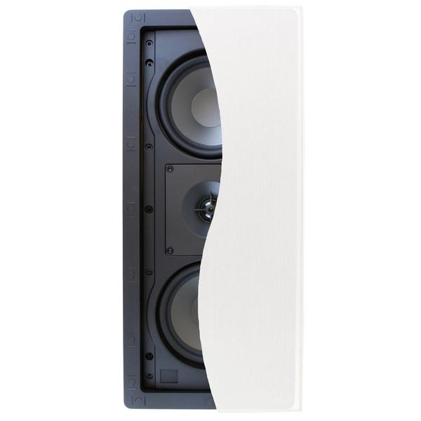 Встраиваемая акустика Klipsch R-2502-W II White цена 2017