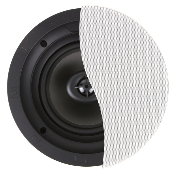 Встраиваемая акустика Klipsch R-2650-C II White встраиваемая акустика sonance c6r sst
