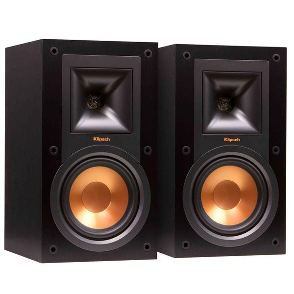Полочная акустика Klipsch Reference R-15M Black полочная акустика sonus faber principia 1 black