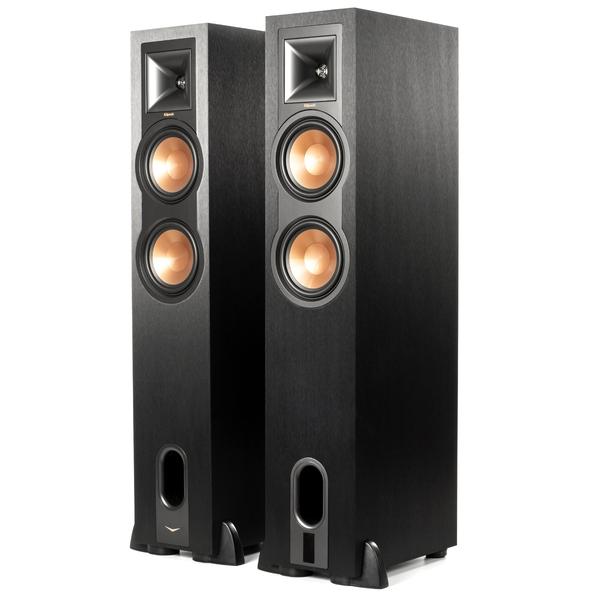 все цены на Напольная акустика Klipsch Reference R-26PF Black онлайн