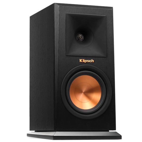 Полочная акустика Klipsch RP-150M Ebony цена 2017