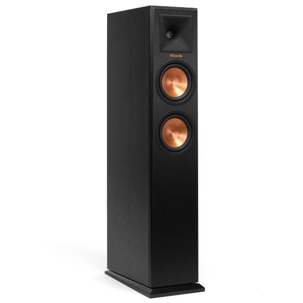 Напольная акустика Klipsch RP-250F Ebony цена 2017